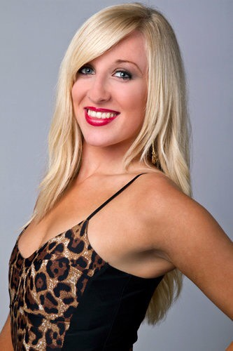 Lizzie - Managing Director of Supreme Showgirls